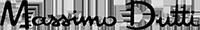 Логотип MASSIMO DUTTI